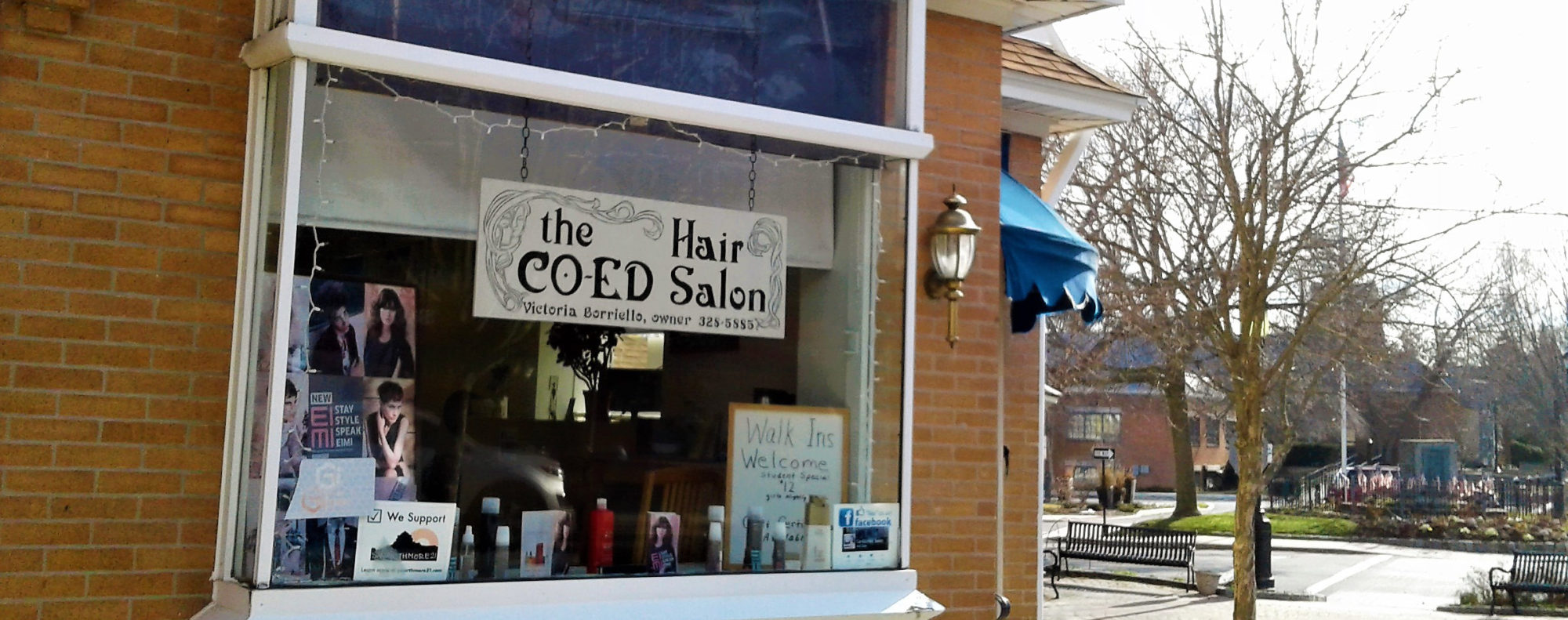 The Co-Ed Hair Salon